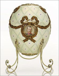 Faberzeova Jaja... - Page 2 6_the_order_of_st-george_egg_detail1